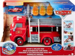 Cars Red Fire Truck