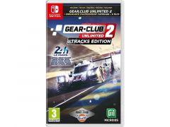 Ns Gear Club Unlimited 2 - Tracks Edition