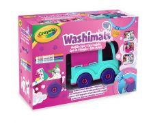 Crayola Washimals - Spa Speelgoedauto Set