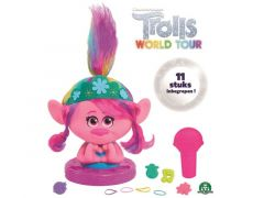 Trolls World Tour Poppy Styl. Head