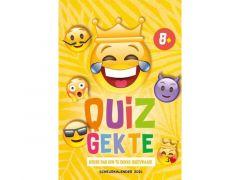 Scheurkalender 2021 Quiz Gekte > 8 Jaar (Emoticon)