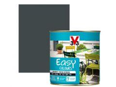 V33 Easy Colours Satijn 0.5L Antrac.