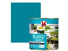 V33 Easy Colours Satijn 0.5L Turquoise