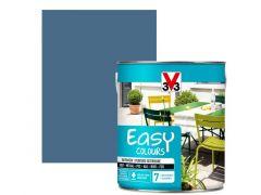V33 Easy Colours Satijn 2.5L Stormblauw