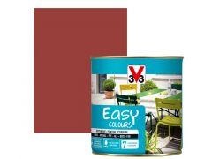 V33 Easy Colours Satijn 0.5L Papaver