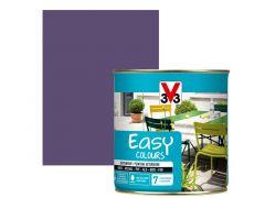 V33 Easy Colours Satijn 0.5L Pruim