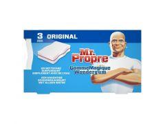 Mr Propre Wondergom Original 3St