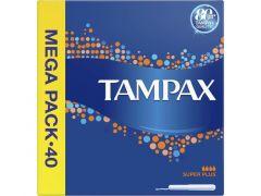 Tampax Cef Superplus 40St
