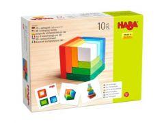 Haba 3D-Compositiespel Kleurenblok