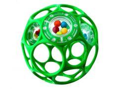 Bright Stars Infant Oball Rattle Green 10Cm