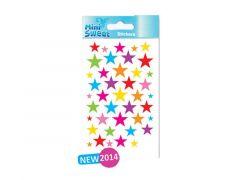 Sticker.114 090 Sterren Neon