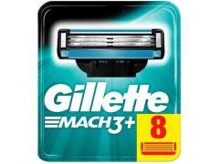 Gillette Mach 3 Base Mesjes 8St