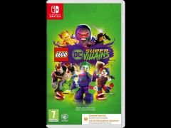 Nintendo Switch Lego Dc Supervillains (Code In Box)