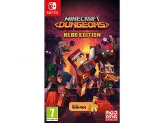 Nintendo Switch Minecraft DungeoNintendo Switch Hero Edition