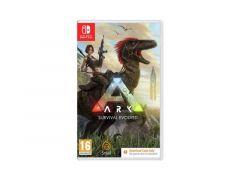 Nintendo Switch Ark Survival Evolved