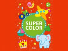 Super Color 2+ (Rood)