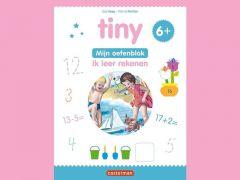 Tiny Oefenblok - Ik Leer Rekenen +6J