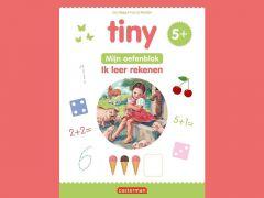 Tiny Oefenblok - Ik Leer Rekenen +5J