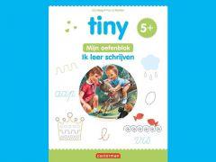 Tiny Oefenblok - Ik Leer Schrijven +5J
