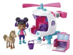 Vet Squad Robin & Helicopter