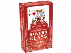 Speelkaarten International Golden Red