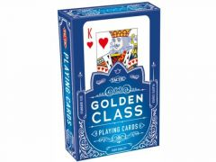 Speelkaarten International Golden Blue