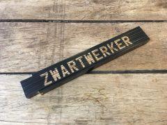 Dotti Vouwmeter Zwart  Zwartwerker 33X15X240Mm