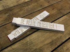 Dotti Vouwmeter  Happy Birthday 33X15X240Mm
