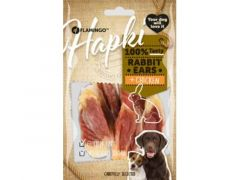 Hapki Rabbit Ear Wrapped With Chicken 85Gr