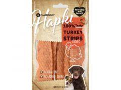 Hapki Turkey Strips 85Gr