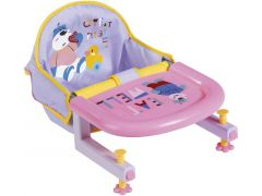 Baby Born Table Feeding Chair