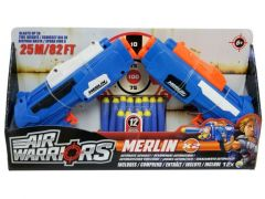 Buzz Bee Merlin Blaster 2-Pack