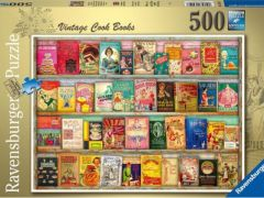 P 500 St. Vintage Kookboeken