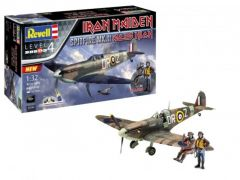 Revell 05688 Spitfire Mk.Ii Aces High Iron Maiden
