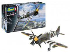 Revell 03851 Hawker Tempest V