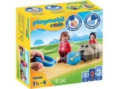 Playmobil 70406 Hondentrein
