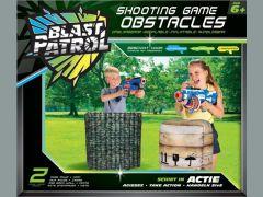 Blast Patrol Muur Style 2 + Krat
