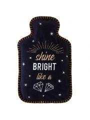 Hot Water Bottle Shine Bright Like A Diamond