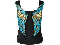 Cybex Platinum Yema Tie Fashion Jeremy Scott Cherubs Blue