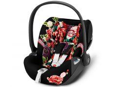Cybex Platinum Cloud Z I-Size Fashion Spring Blossom Dark