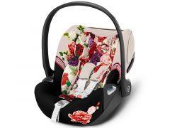 Cybex Platinum Cloud Z I-Size Fashion Spring Blossom Light