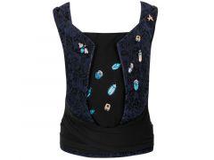 Cybex Platinum Yema Tie Fashion Jewels Of Nature-Dark Blue Pu1