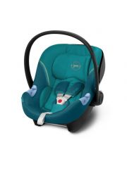 Cybex Gold Aton M River Blue   Canopy River Blue