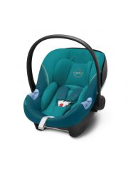 Cybex Gold Aton M I-Size River Blue   Canopy River Blue