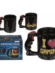 Tas I Love Gaming 10X12Cm