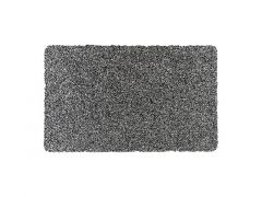 Absorb Mat Z/B 45X75Cm Black And White Extra Cotton Klever