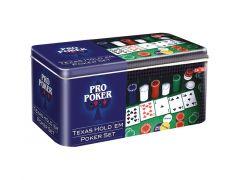 Pro Poker Texas Hold'Em Set