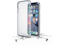 Cellularline Iphone Xr Clear Case Duo Transparant