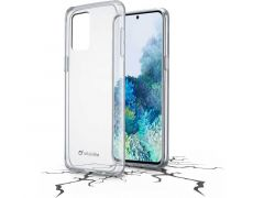 Cellularline Samsung Galaxy A21S Clear Case Duo Transparant