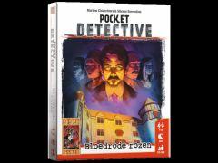 Pocket Detective: Bloedrode Rozen